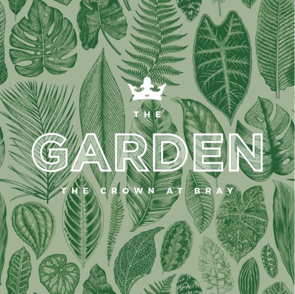 the crown bray the garden