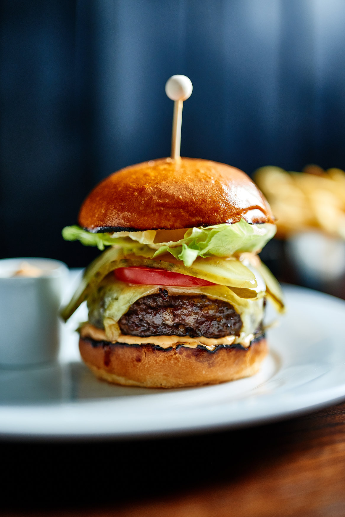 'The Crown' Burger - Bray